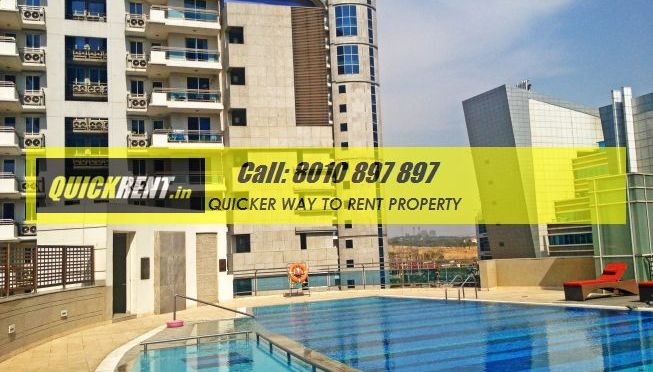 DLF Pinnacle for Rent