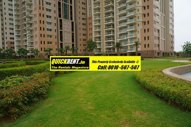 DLF Park Place for Rent