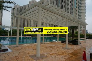 Rent Apartment in DLF Park Place 023