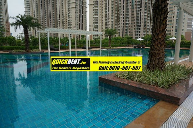 4 BHK for Rent in DLF Park Place