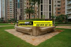 Rent Apartment in DLF Park Place002