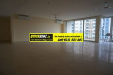4 Bedroom Apartment for Rent Dlf Belaire002