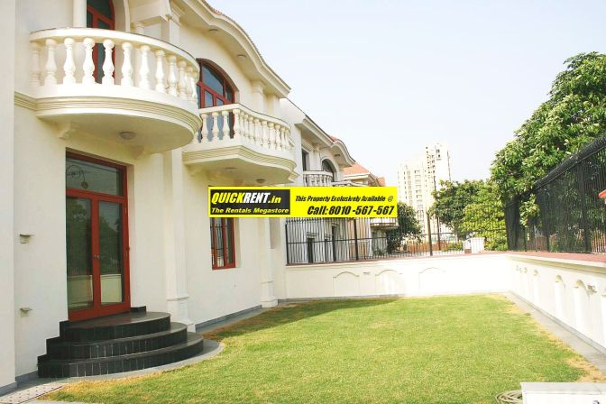 Luxury Villas for Rent in Gurgaon
