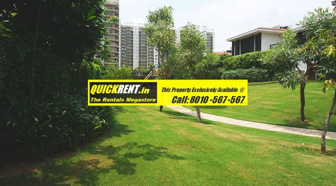 The Greenest Residential Community in Gurgaon