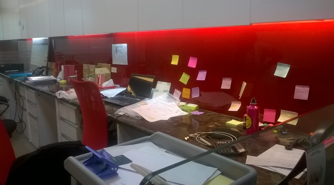 Small Well Furnished Office Space in Gurgaon