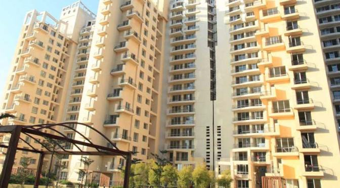 Unitech Escape for Rent