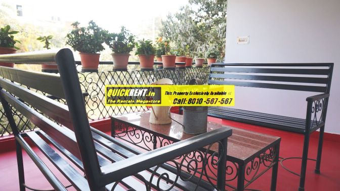 Furnished House for Rent in Gurgaon