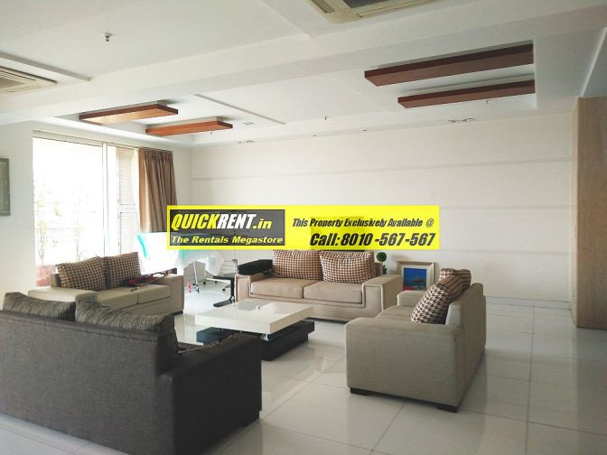 Furnished Apartment for Rent in Aralias