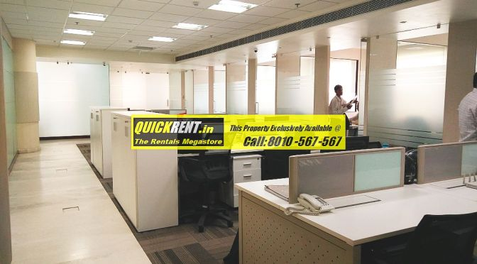 Furnished Office on Sohna Road