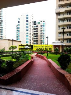 Furnished Apartment in Raheja Atlantis 40