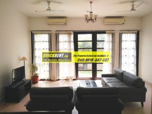 Furnished Villa for Rent Gurgaon 01