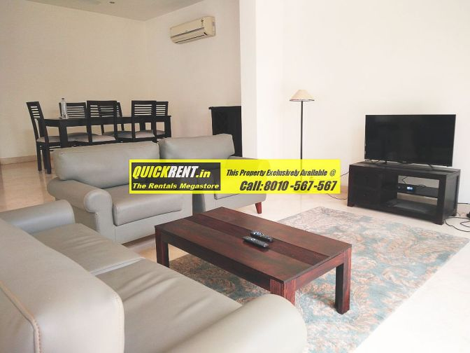 Furnished Villa in Tatvam