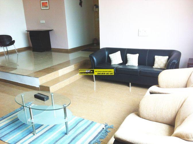 Furnished Apartment for Rent – Raheja Atlantis