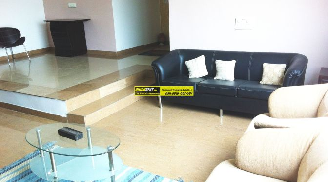Furnished Apartment for Rent – Raheja Atlantis