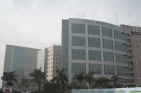 office space global business park