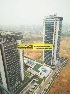 Penthouse for rent in Ireo Grand Arch 02
