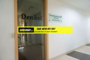furnished offices for rent