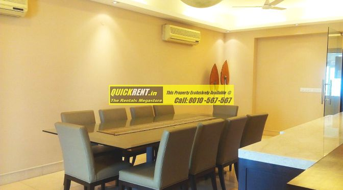 Furnished Apartment for Rent in DLF Aralias