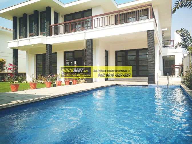 Brand New Villa for Rent in Tatvam