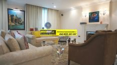 Furnished Apartment in DLF Magnolias 13