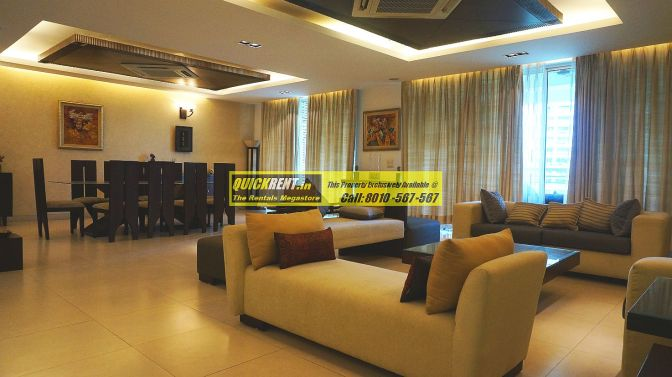 Furnished Apartments in DLF Aralias