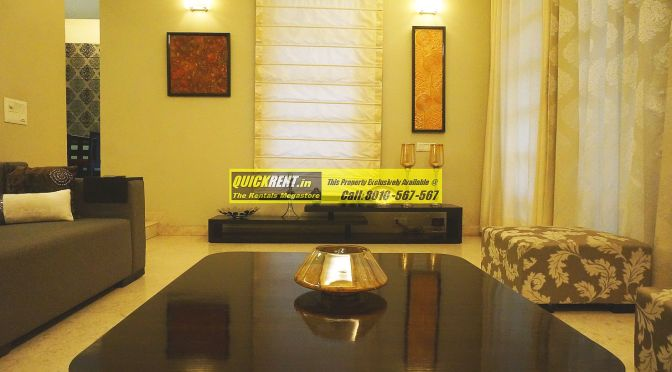 Furnished Villa For Rent in Gurgaon