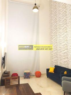 2 BHK Duplex Apartment Rent Grand Arch 08