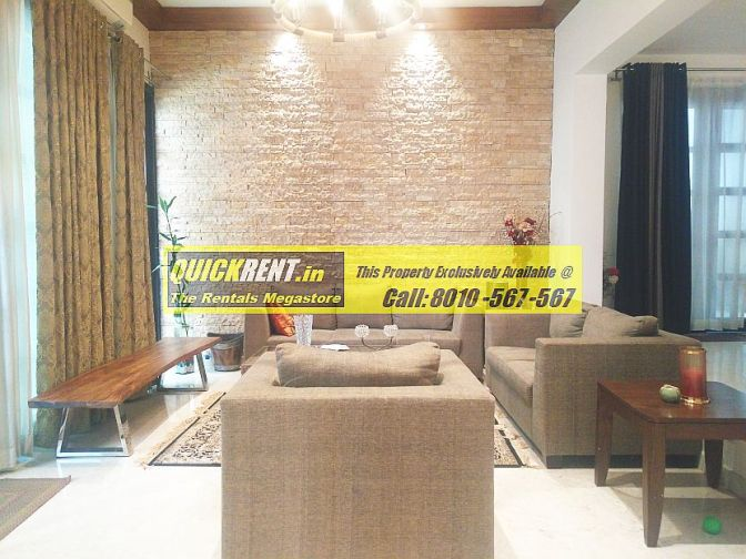 Fully Furnished Villa Gurgaon