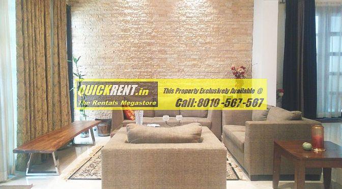 Fully Furnished Villa Gurgaon