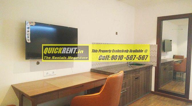 Studio Apartments for Rent in Gurgaon