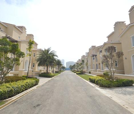 Villas for Rent Emaar Marbella