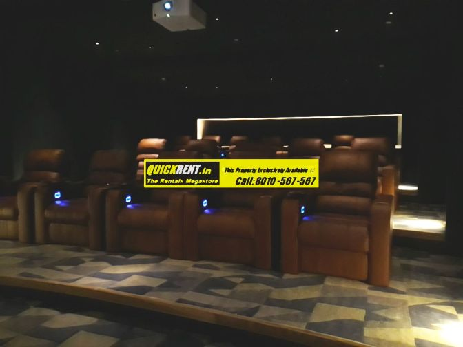 Did you know that M3M Golf Estate has a Gold Class Theatre?