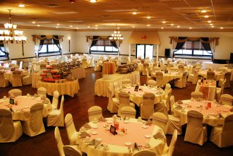 Did you know that there is a Banquet Facility at M3M Golf Estate?